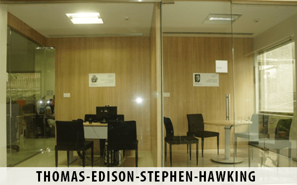 Thomas Edition  About Equinox Meeting Rooms