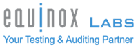 Equinox Labs : Your Testing and Auditing Partner Logo
